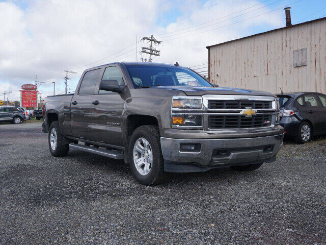 2014 Chevrolet Silverado 1500 for sale at Terrys Auto Sales in Somerset PA