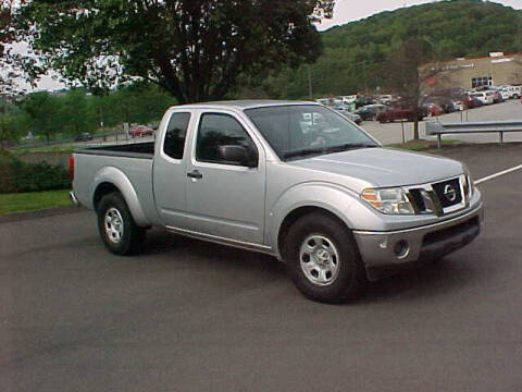 2009 Nissan Frontier for sale at North Hills Auto Mall in Pittsburgh PA