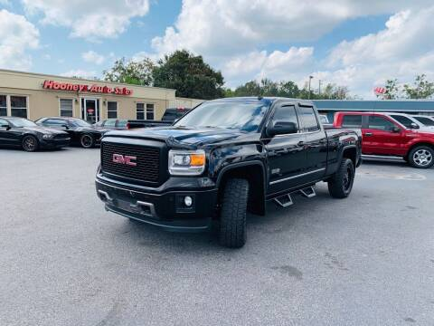 2014 GMC Sierra 1500 for sale at Hooney's Auto Sales in Theodore AL
