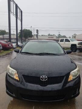 2009 Toyota Corolla for sale at SBC Auto Sales in Houston TX