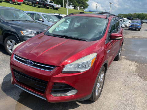2013 Ford Escape for sale at Ball Pre-owned Auto in Terra Alta WV