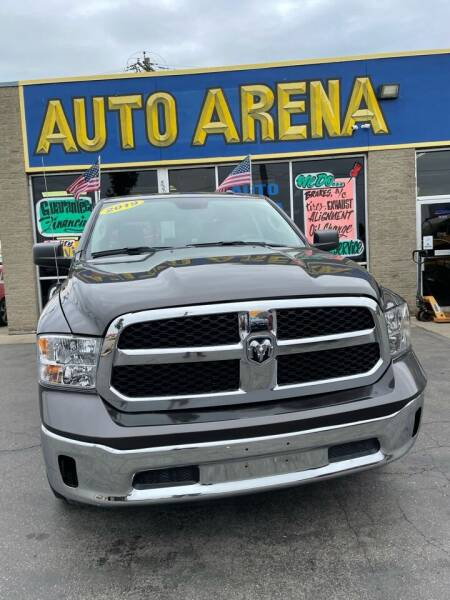 2019 RAM Ram Pickup 1500 Classic for sale at Auto Arena in Fairfield OH