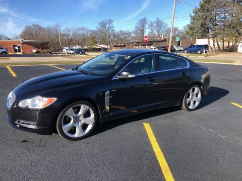 2009 Jaguar XF for sale at CPM Motors Inc in Elgin IL