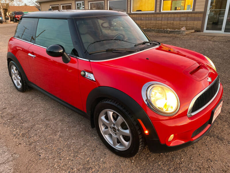 2008 MINI Cooper for sale at Truck City Inc in Des Moines IA