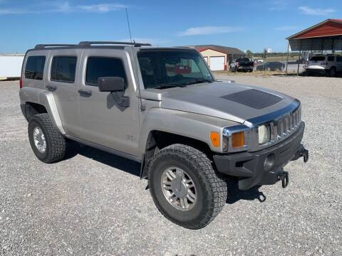 2007 HUMMER H3 for sale at L & L CLASSIC CARS in Marlow OK