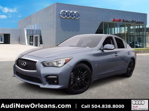 2014 Infiniti Q50 for sale at Metairie Preowned Superstore in Metairie LA
