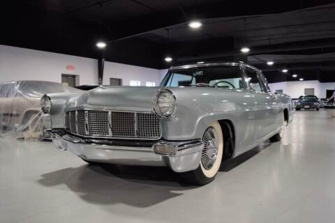 1956 Lincoln Continental for sale at Jensen's Dealerships in Sioux City IA