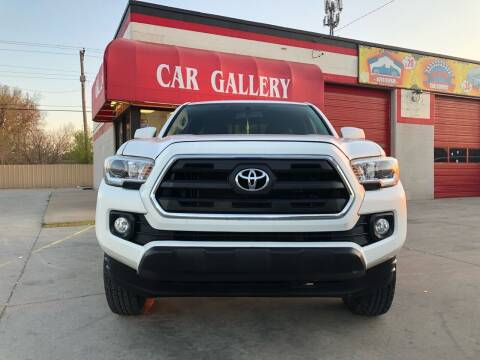 2016 Toyota Tacoma for sale at Car Gallery in Oklahoma City OK