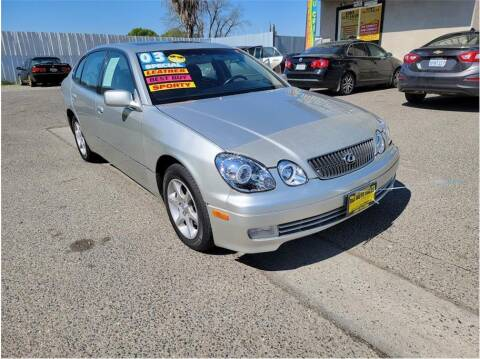 2003 Lexus GS 300 for sale at D & I Auto Sales in Modesto CA
