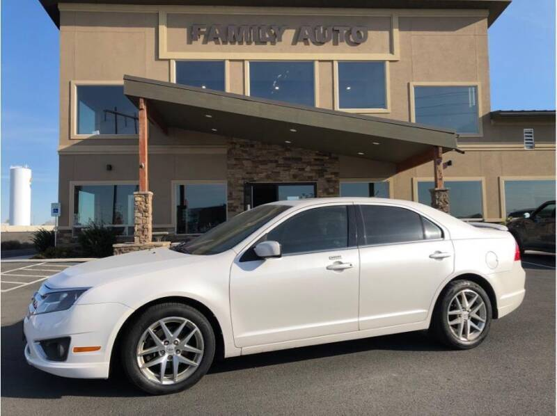 2011 Ford Fusion for sale at Moses Lake Family Auto Center in Moses Lake WA