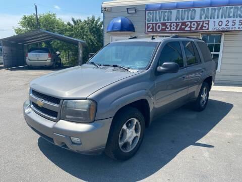 2009 Chevrolet TrailBlazer for sale at Silver Auto Partners in San Antonio TX