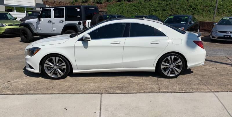 2016 Mercedes-Benz CLA for sale at State Line Motors in Bristol VA