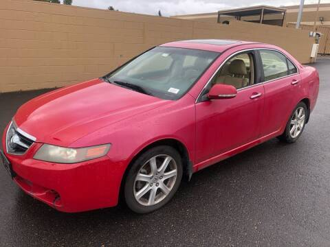 2004 Acura TSX for sale at Blue Line Auto Group in Portland OR