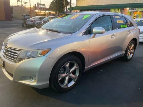 2009 Toyota Venza for sale at La Mesa Auto Sales in Huntington Park CA