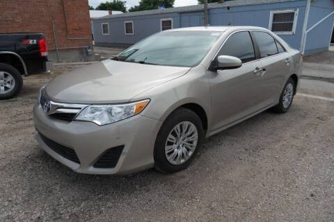 2014 Toyota Camry for sale at Paris Fisher Auto Sales Inc. in Chadron NE