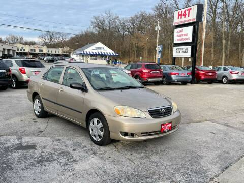 2005 Toyota Corolla for sale at H4T Auto in Toledo OH