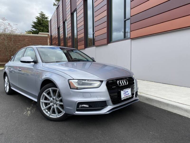2015 Audi A4 for sale at DAILY DEALS AUTO SALES in Seattle WA
