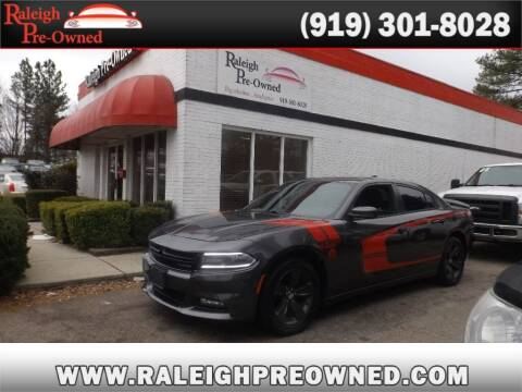 2016 Dodge Charger for sale at Raleigh Pre-Owned in Raleigh NC