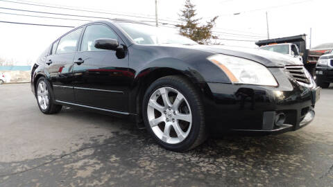 2008 Nissan Maxima for sale at Action Automotive Service LLC in Hudson NY