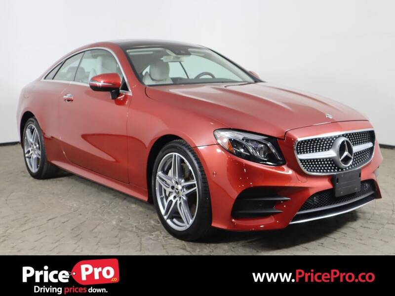 2018 Mercedes-Benz E-Class for sale in Maumee, OH