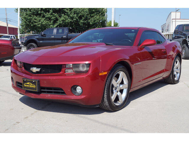 2013 Chevrolet Camaro for sale at Monthly Auto Sales in Fort Worth TX
