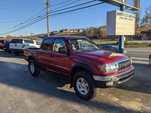 2003 Toyota Tacoma for sale at Route 22 Autos in Zanesville OH