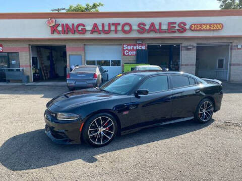 2017 Dodge Charger for sale at KING AUTO SALES  II in Detroit MI