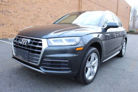 2018 Audi Q5 for sale at Vantage Auto Wholesale in Lodi NJ