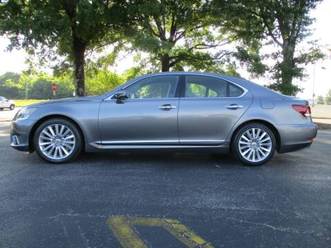 2014 Lexus LS 460 for sale at A & P Automotive in Montgomery AL