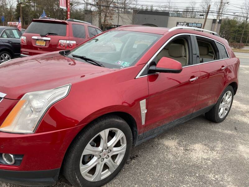 2011 Cadillac SRX for sale at Primary Motors Inc in Commack NY