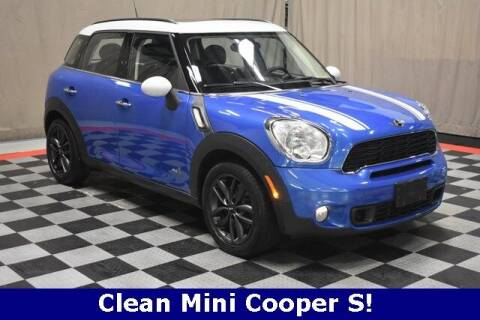 2014 MINI Countryman for sale at Vorderman Imports in Fort Wayne IN