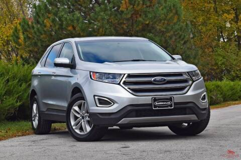 2017 Ford Edge for sale at Rosedale Auto Sales Incorporated in Kansas City KS