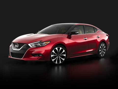 2017 Nissan Maxima for sale at Ken Ganley Nissan in Medina OH