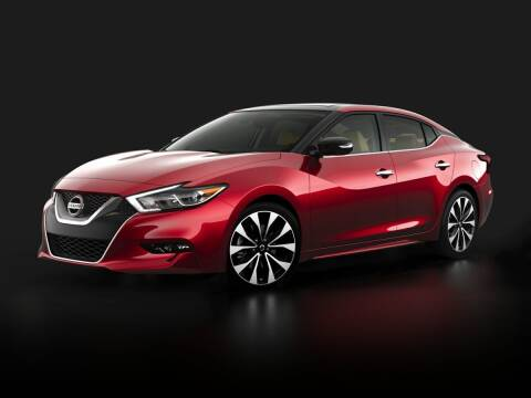 2017 Nissan Maxima for sale at Sundance Chevrolet in Grand Ledge MI
