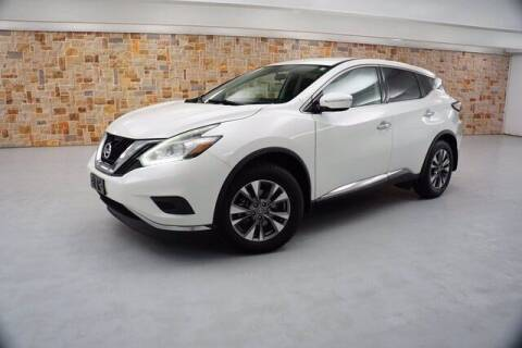 2015 Nissan Murano for sale at Jerry's Buick GMC in Weatherford TX