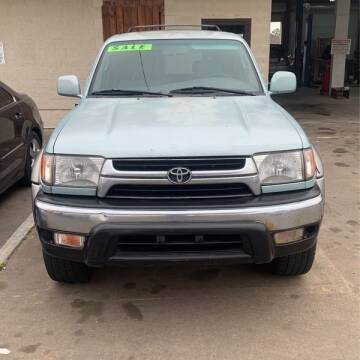 2001 Toyota 4Runner for sale at Eshaal Cars of Texas in Houston TX