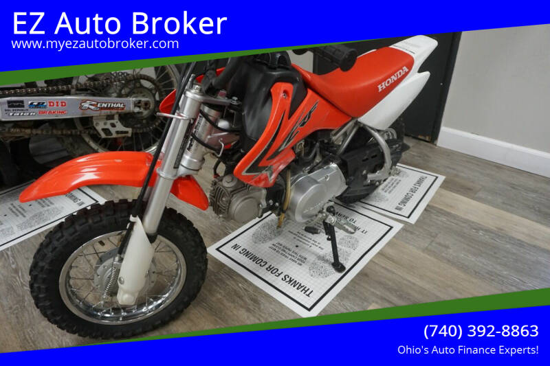 2015 Honda CRF 50 for sale at EZ Auto Broker in Mount Vernon OH