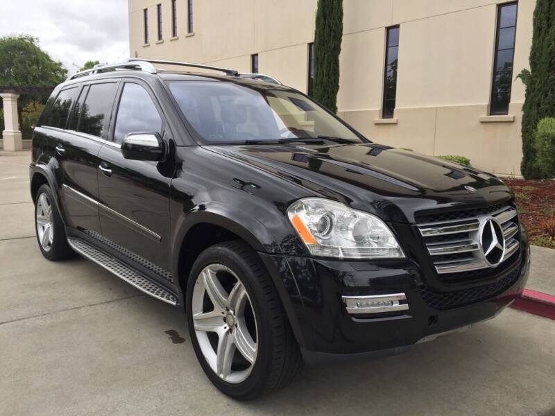 2010 Mercedes-Benz GL-Class for sale at Auto King in Roseville CA