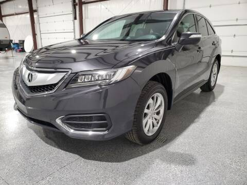 2016 Acura RDX for sale at Hatcher's Auto Sales, LLC in Campbellsville KY