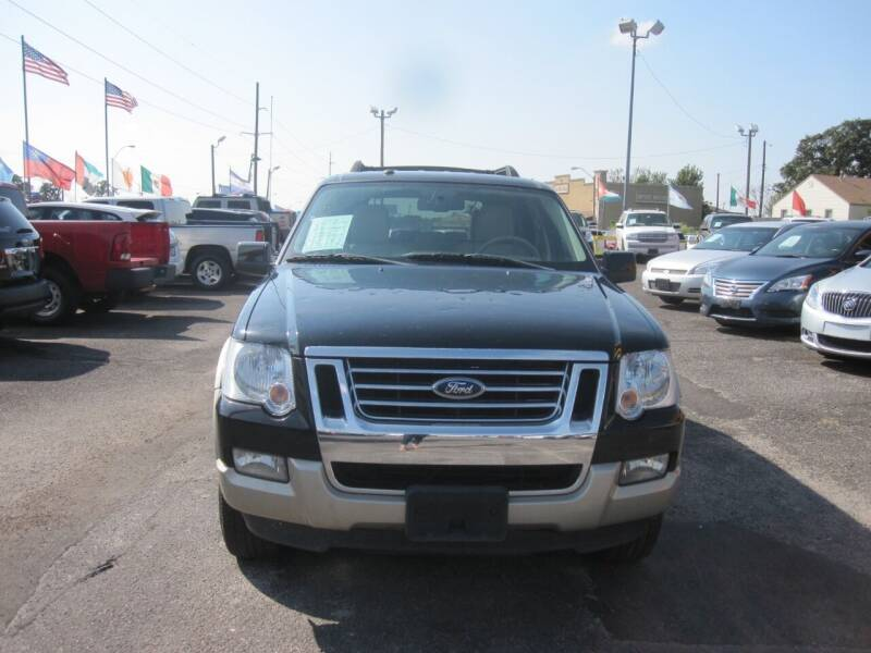 2009 Ford Explorer for sale at T & D Motor Company in Bethany OK