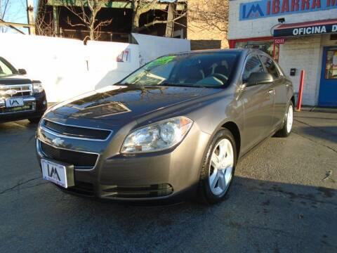2011 Chevrolet Malibu for sale at IBARRA MOTORS INC in Cicero IL