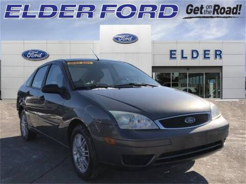 2007 Ford Focus for sale at Mr Intellectual Cars in Troy MI