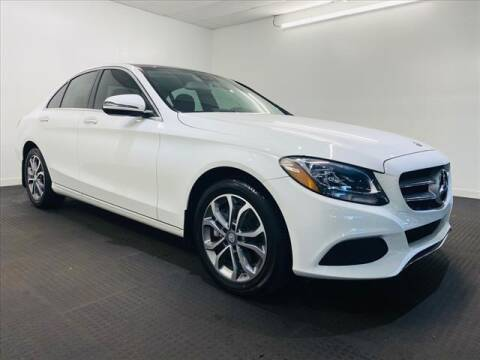 2017 Mercedes-Benz C-Class for sale at Champagne Motor Car Company in Willimantic CT