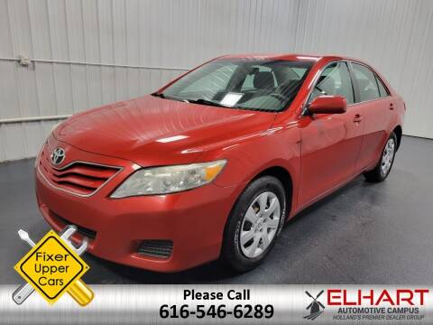 2011 Toyota Camry for sale at Elhart Automotive Campus in Holland MI