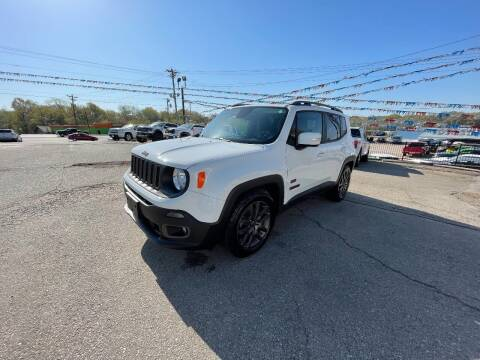 2016 Jeep Renegade for sale at Greg's Auto Sales in Poplar Bluff MO
