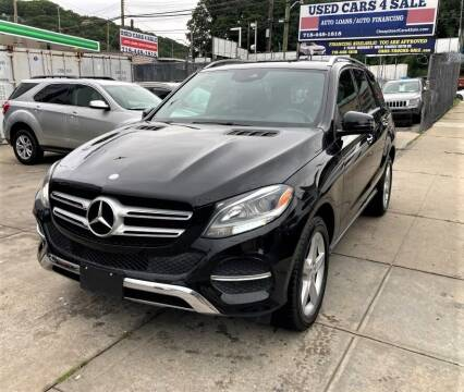2016 Mercedes-Benz GLE for sale at US Auto Network in Staten Island NY