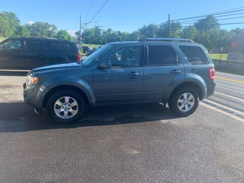 2012 Ford Escape for sale at GET N GO USED AUTO & REPAIR LLC in Martinsburg WV