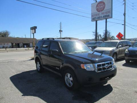 2008 Ford Escape for sale at Motor Point Auto Sales in Orlando FL