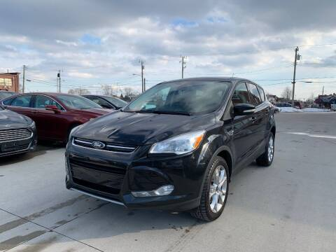 2013 Ford Escape for sale at Crooza in Dearborn MI