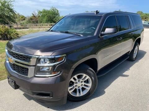 2016 Chevrolet Suburban for sale at Deerfield Automall in Deerfield Beach FL